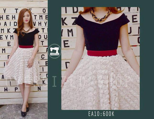 Xinh Lung Linh với cực nhìu Style Váy, Chân Váy, Maxi, Sơ mi, Jean, Pull. Ảnh số 32177565
