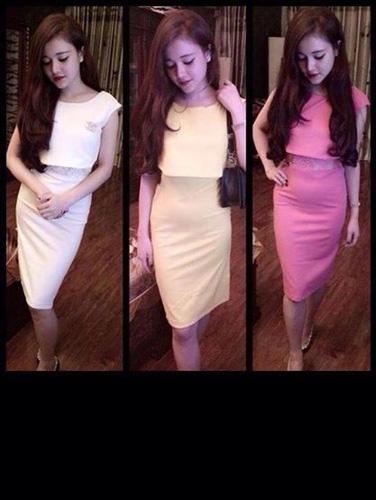 Xinh Lung Linh với cực nhìu Style Váy, Chân Váy, Maxi, Sơ mi, Jean, Pull. Ảnh số 32185982