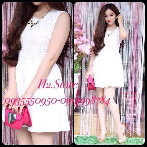 Topic 1: Xinh Lung Linh với cực nhìu Style Váy, Chân Váy, Maxi, Sơ mi, Jean, Pull. Ảnh số 32186052