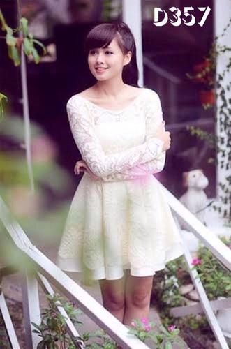 Xinh Lung Linh với cực nhìu Style Váy, Chân Váy, Maxi, Sơ mi, Jean, Pull. Ảnh số 32186475