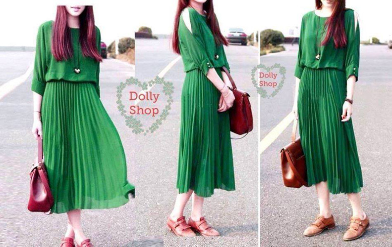 Topic 1: Xinh Lung Linh với cực nhìu Style Váy, Chân Váy, Maxi, Sơ mi, Jean, Pull. Ảnh số 32186522