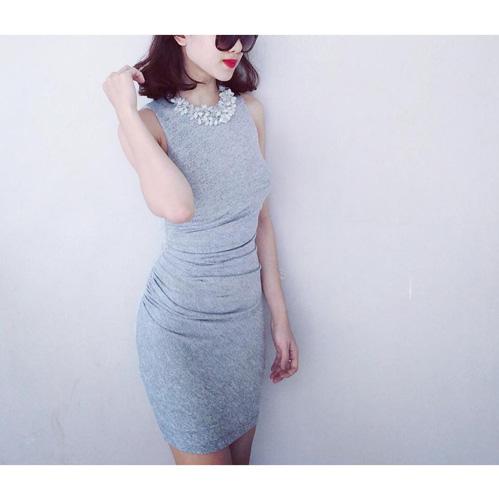 Xinh Lung Linh với cực nhìu Style Váy, Chân Váy, Maxi, Sơ mi, Jean, Pull. Ảnh số 32187524