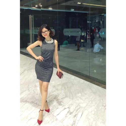 Xinh Lung Linh với cực nhìu Style Váy, Chân Váy, Maxi, Sơ mi, Jean, Pull. Ảnh số 32187549