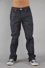Các mẫu quần Jeans nam năm 2012
