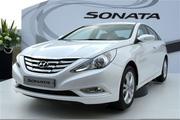 Ảnh số 29: hyundai sonata 2013 - Giá: 950.000.000