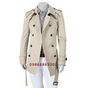 Ảnh số 8: áo choàng dạ nam - Giá: 1.500.000
