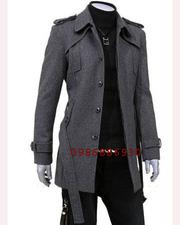 Ảnh số 11: áo choàng dạ nam - Giá: 1.600.000
