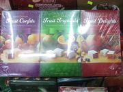 Ảnh số 2: Fruit Delights Liberty Orchards Kẹo dẻo hỗn hợp các loại trái cây và đậu phộng - Giá: 190.000