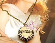 Ảnh số 49: dây đồng hồ nắp coca - Giá: 1.000