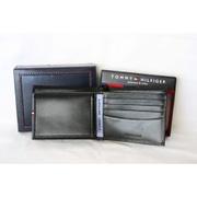 Ảnh số 2: Ví Da Nam Tommy Hilfiger Genuine Leather Black - Giá: 997.000