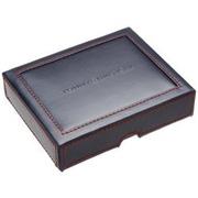 Ảnh số 3: Ví Da Nam Tommy Hilfiger Genuine Leather Black - Giá: 997.000