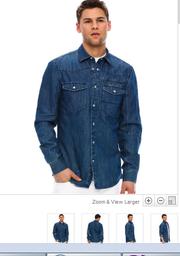 Ảnh số 29: áo sơ mi - Giá: 1.800.000