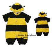Ảnh số 98: Bộ liền ong vàng - Giá: 180.000