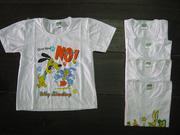 Ảnh số 13: áo tay ngắn viền - Giá: 10.000