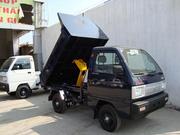 Đại Lý Xe tải SUZUKI - Xe tải SUZUKI 500kg - 650kg - 740kg - Đóng Thùng kín, Bạt, Ben - 8