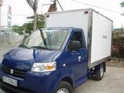 Đại Lý Xe tải SUZUKI - Xe tải SUZUKI 500kg - 650kg - 740kg - Đóng Thùng kín, Bạt, Ben - 13