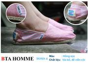 Ảnh số 44: giày toms nữ - Giá: 180.000
