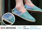 Ảnh số 42: giày toms nữ - Giá: 180.000