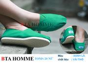 Ảnh số 47: giày toms nữ - Giá: 180.000