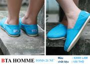Ảnh số 48: giày toms nữ - Giá: 180.000