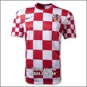 Ảnh số 17: Áo cầu thủ  Croatia - home 2012 - Giá: 100.000