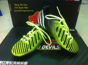 Ảnh số 60: giày đá bóng adidas - Giá: 180.000