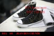 Ảnh số 24: giày thể thao cao cổ - Giá: 190.000