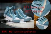 Ảnh số 19: giày thể thao cao cổ - Giá: 190.000