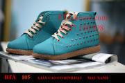 Ảnh số 18: giày cao cổ - Giá: 220.000