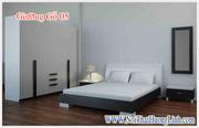 Ảnh số 3: giường gỗ xoan đào - Giá: 8.500.000