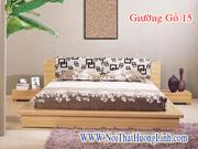 Ảnh số 5: giường gỗ xoan đào - Giá: 8.500.000