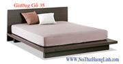 Ảnh số 9: giường gỗ xoan đào - Giá: 8.500.000