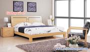 Ảnh số 10: giường gỗ xoan đào - Giá: 8.500.000