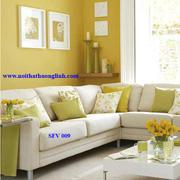 Ảnh số 16: sofa vải - Giá: 8.000.000