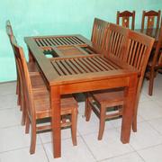 Ảnh số 4: bàn ăn gỗ Xoan Đào - Giá: 3.600.000