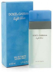 Ảnh số 72: Nước hoa D&G Light Blue Edt 50ml - Giá: 1.790.000