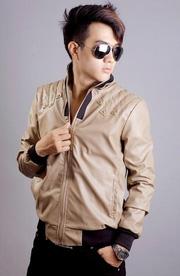 Ảnh số 98: áo khoác da - Giá: 450.000