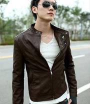 Ảnh số 96: áo khoác da - Giá: 450.000