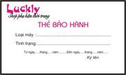 Ảnh số 18: the bao hanh - Giá: 999.999.999.999.999