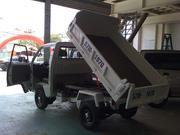 Đại Lý Xe tải SUZUKI - Xe tải SUZUKI 500kg - 650kg - 740kg - Đóng Thùng kín, Bạt, Ben - 4