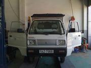 Đại Lý Xe tải SUZUKI - Xe tải SUZUKI 500kg - 650kg - 740kg - Đóng Thùng kín, Bạt, Ben - 3