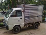 Đại Lý Xe tải SUZUKI - Xe tải SUZUKI 500kg - 650kg - 740kg - Đóng Thùng kín, Bạt, Ben - 5