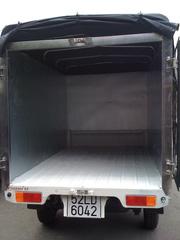 Đại Lý Xe tải SUZUKI - Xe tải SUZUKI 500kg - 650kg - 740kg - Đóng Thùng kín, Bạt, Ben - 1