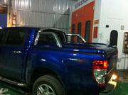 Nắp thùng xe bán tảihilux, triton, navara, ranger ..