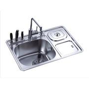 Ảnh số 13: Chậu rửa bát chống ồn 3 lớp RA2168 - Giá: 1.258.000