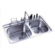 Ảnh số 8: Chậu rửa bát cao cấp RA8145 - Giá: 1.300.000