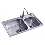 Ảnh số 12: Chậu rửa bát cao cấp RA7540 - Giá: 1.100.000