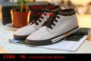 Ảnh số 75: giày cao cổ - Giá: 350.000