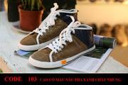 Ảnh số 73: giày thể thao nhung - Giá: 350.000