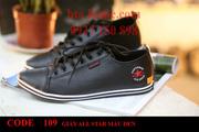 Ảnh số 80: giày da converse - Giá: 280.000